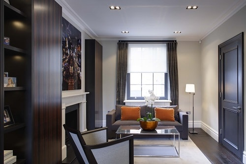 executive office interior design london