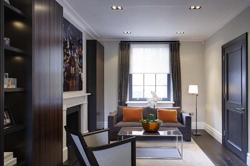 executive office interior design london