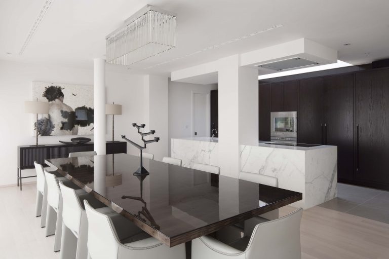 interior decoration penthouse