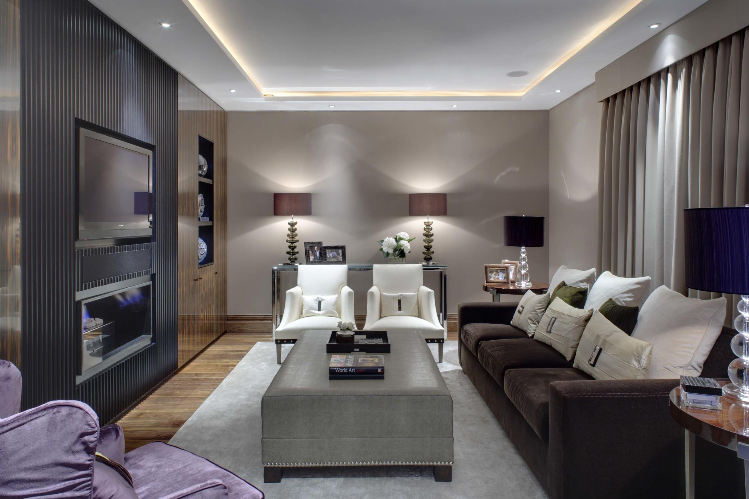 interior decorator living room