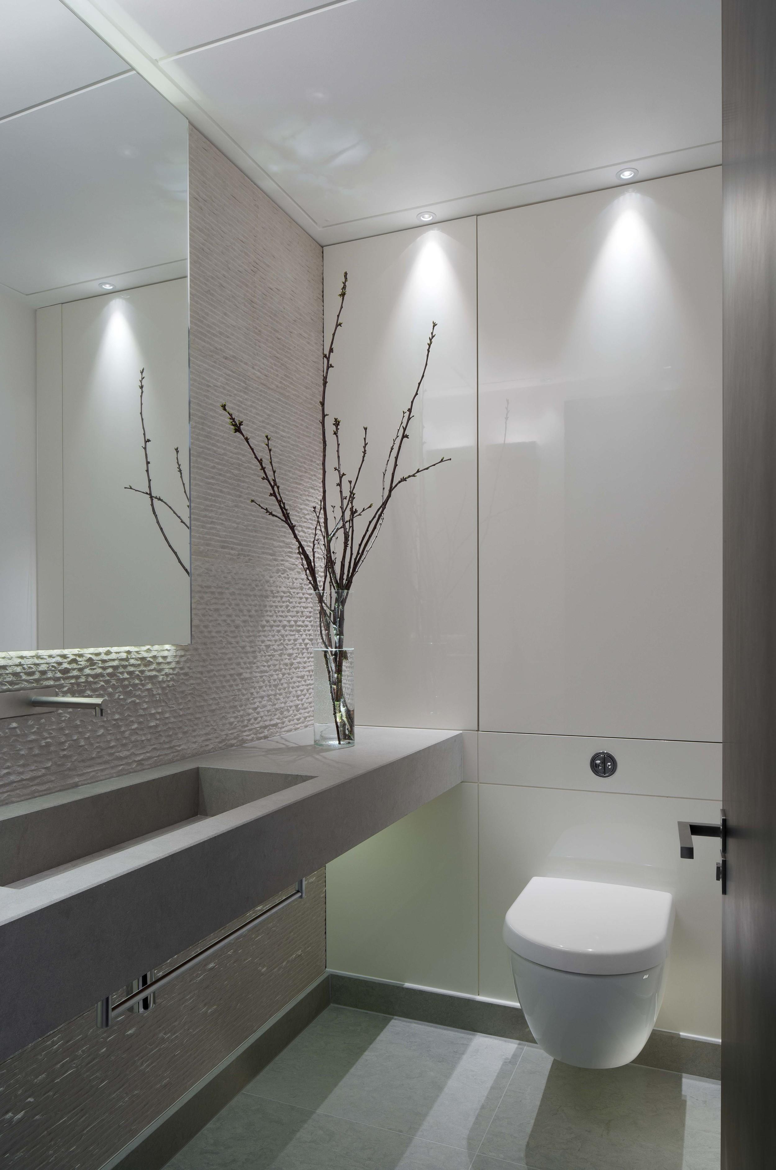interior design bathroom penthouse