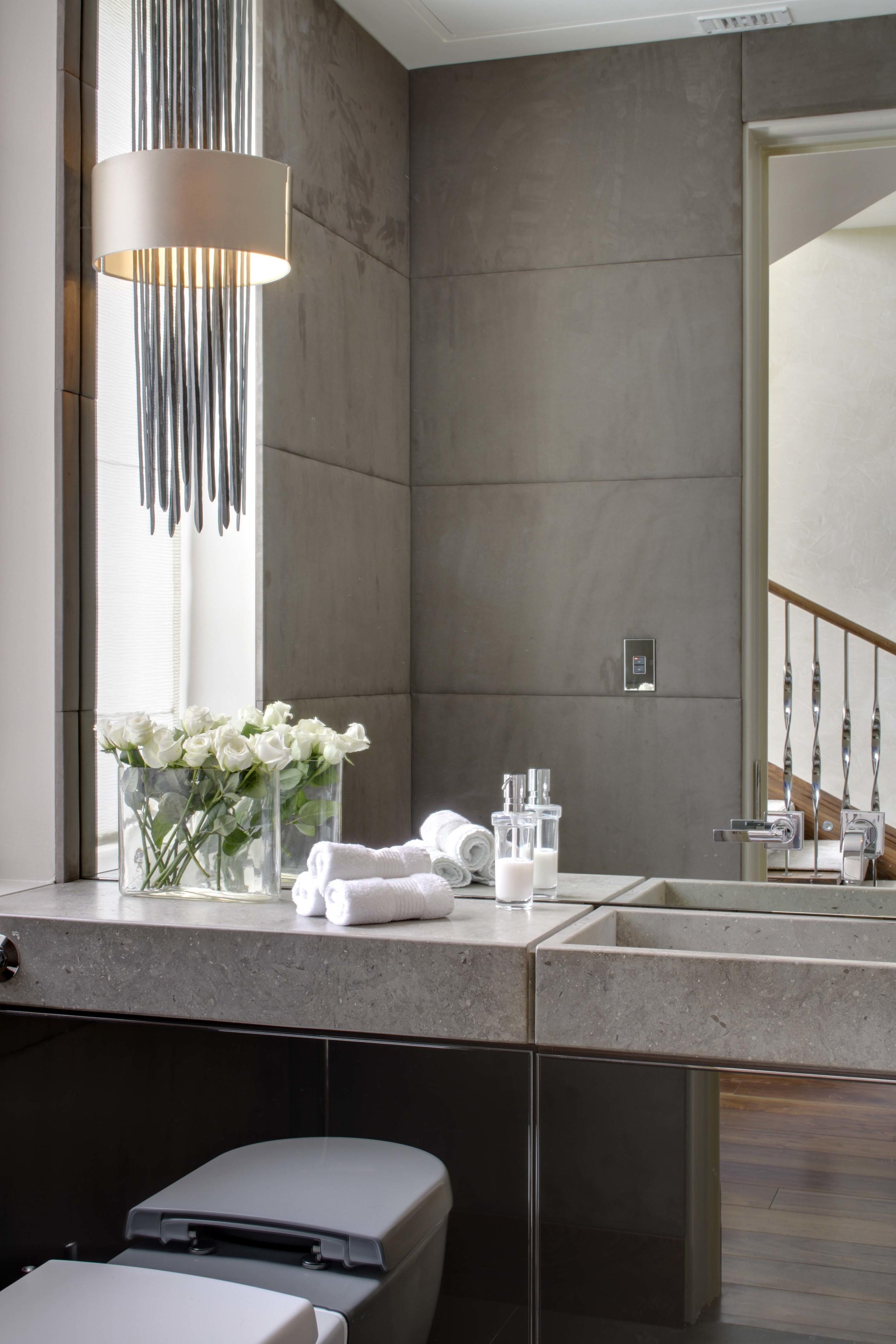 interior design consultant bathroom