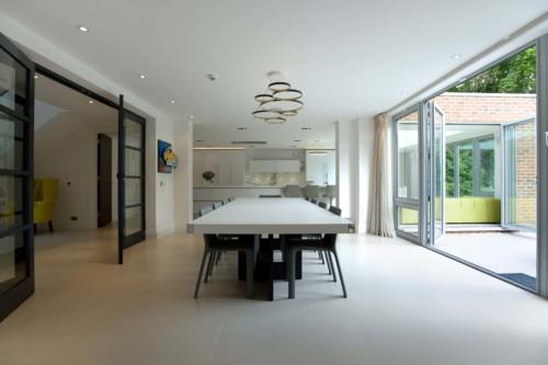 interior designer kitchen dining room