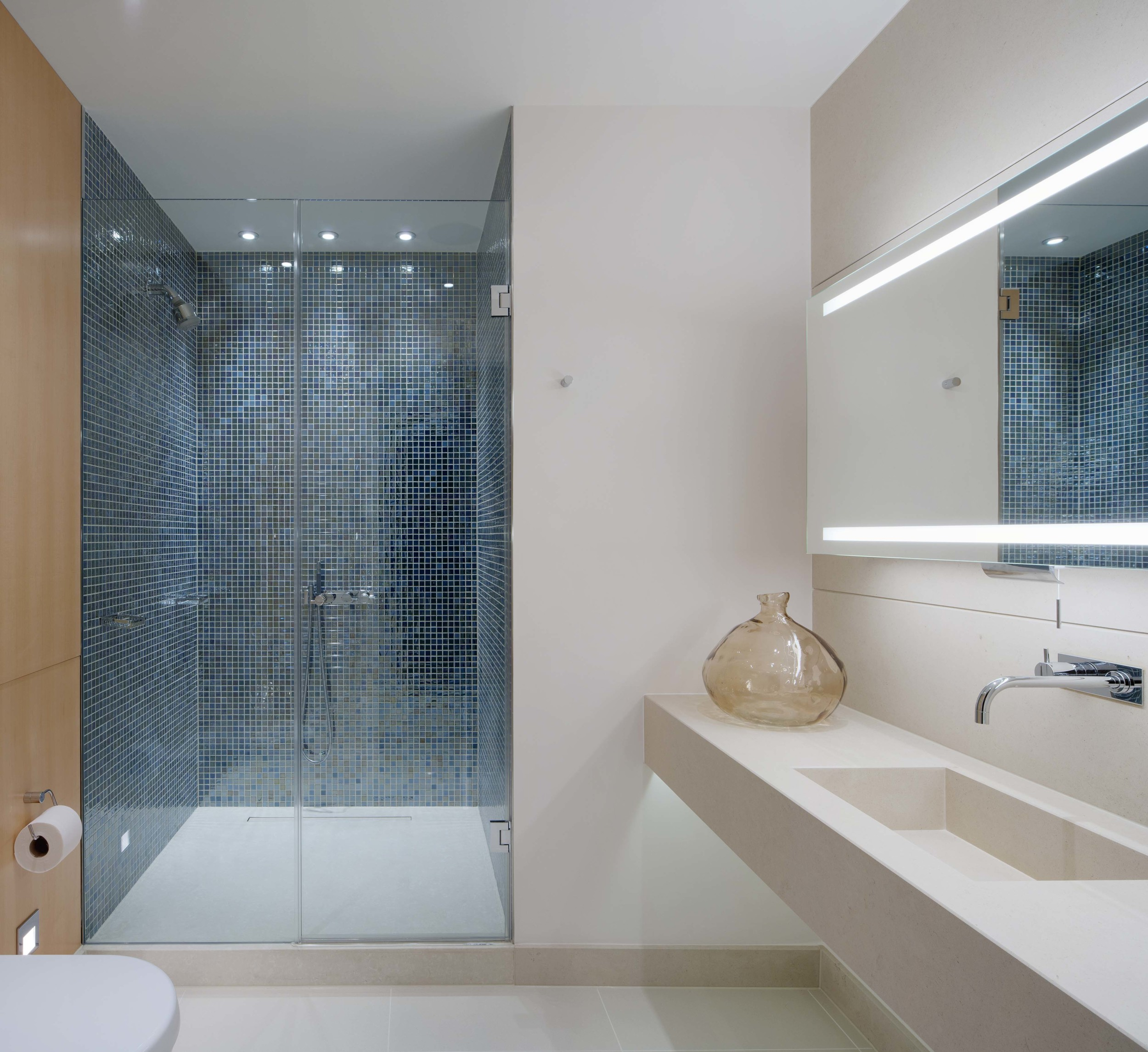 interior designer shower surrey