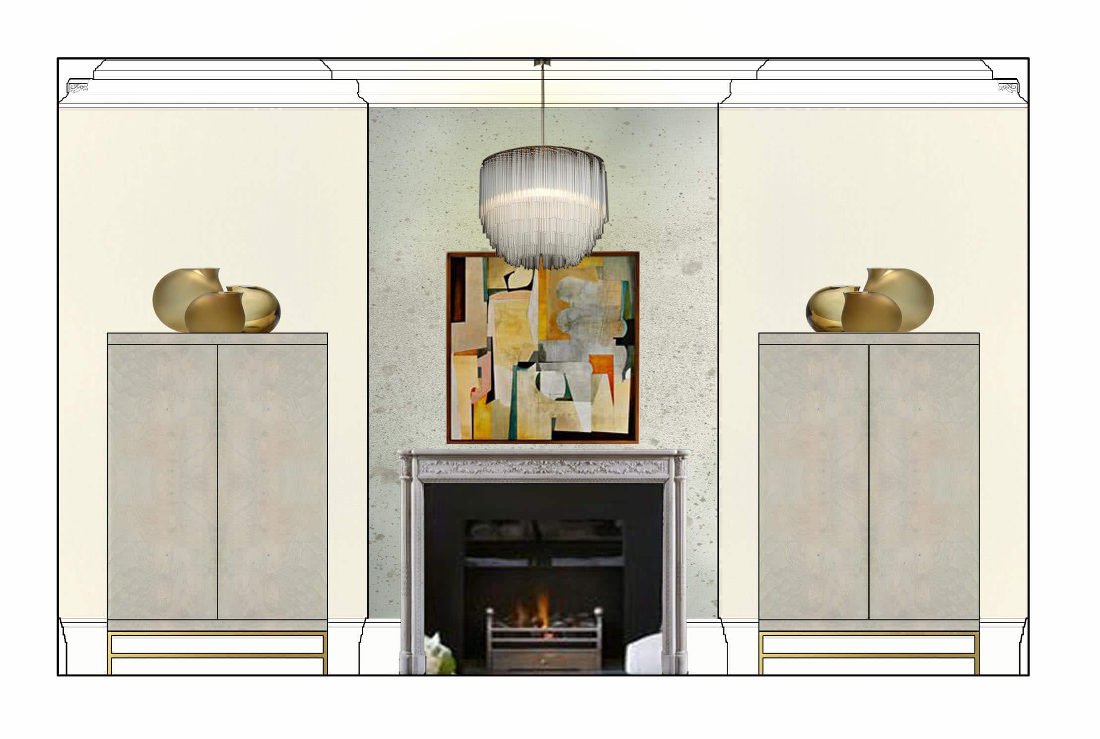 bespoke fireplace furniture decca