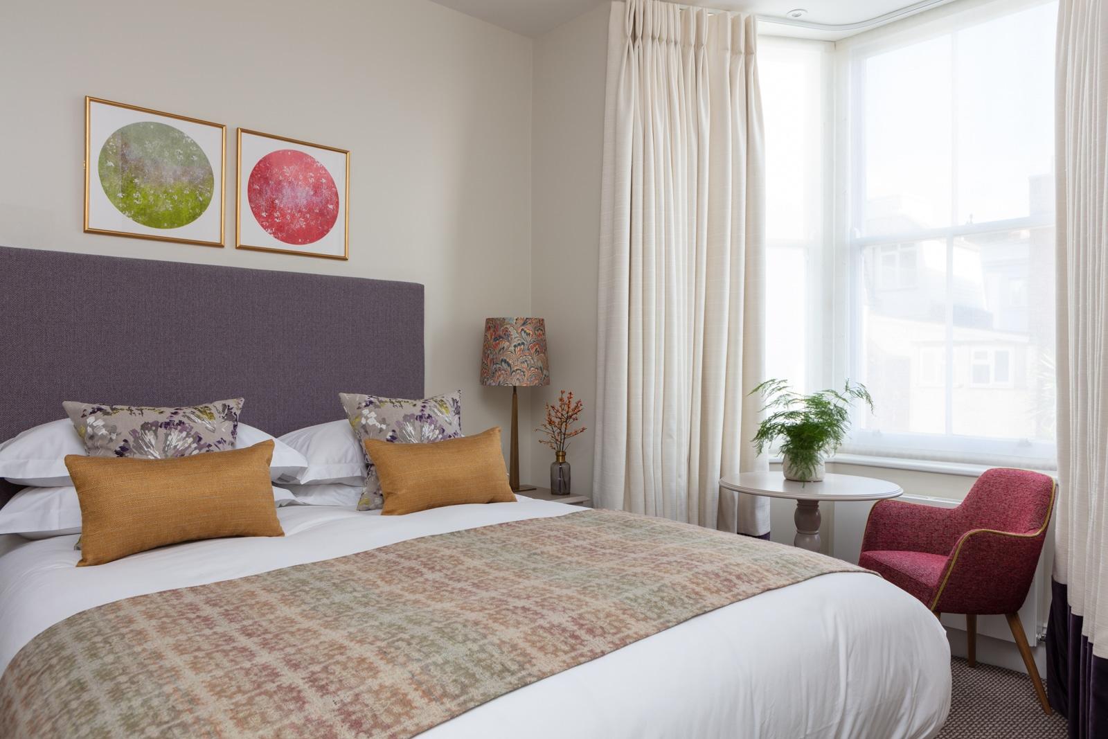 brighton interior design bedroom