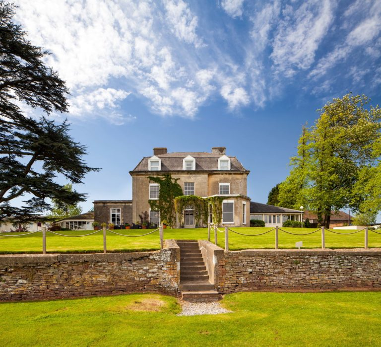 country house hotel design