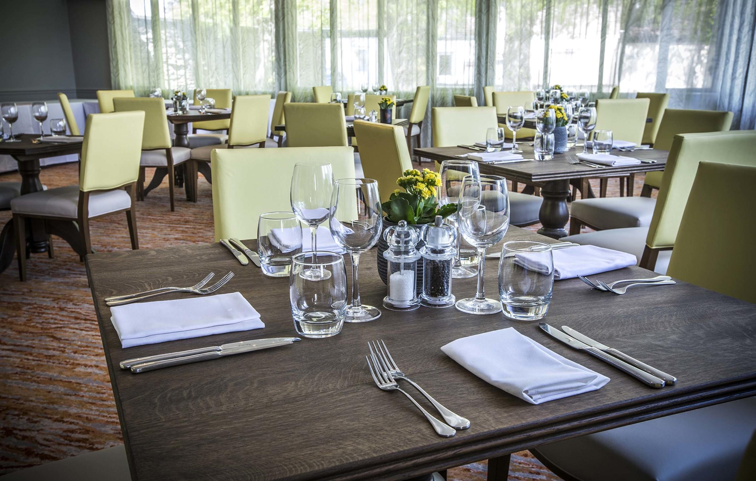 hotel restaurant interior design