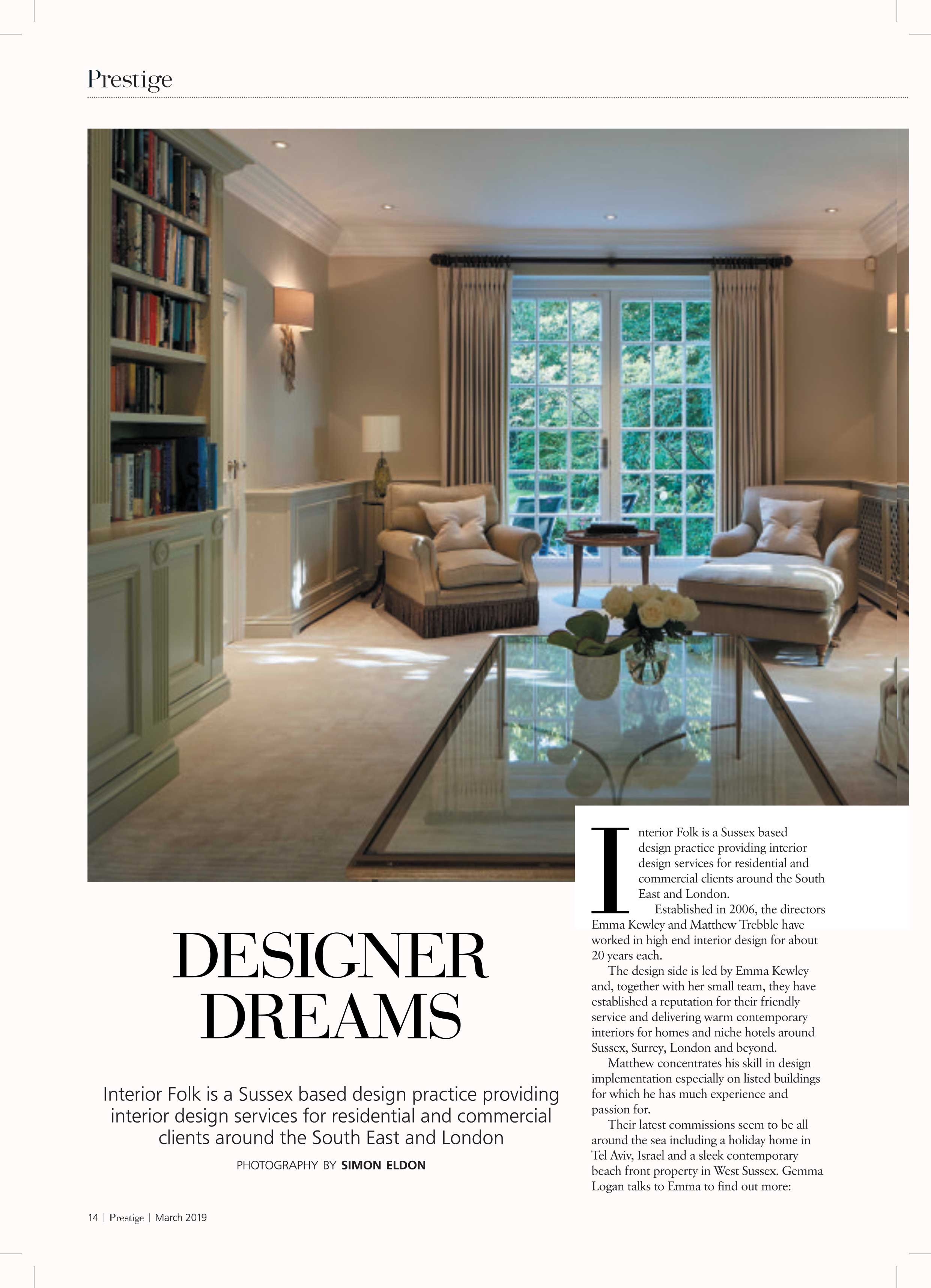 brighton interior designer